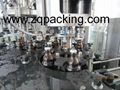 Isobaric Pressure filling machine For beer