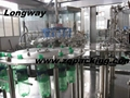 DCGF18-18-6 Carbonated Beverage filling machine /sparkling water filling machine