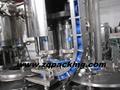 DCGF18-18-6 Carbonated Beverage filling machine /sparkling water filling machine
