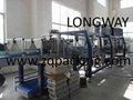 high speed shrinkage package machine for bottling water