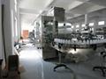 Dishwashing filling machine, detergents filler-capper  1