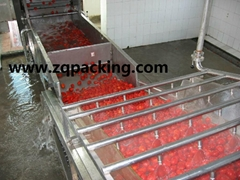 Tomato sauce making machine ,ketchup ,catchup ,tomato paste manufacturing equip