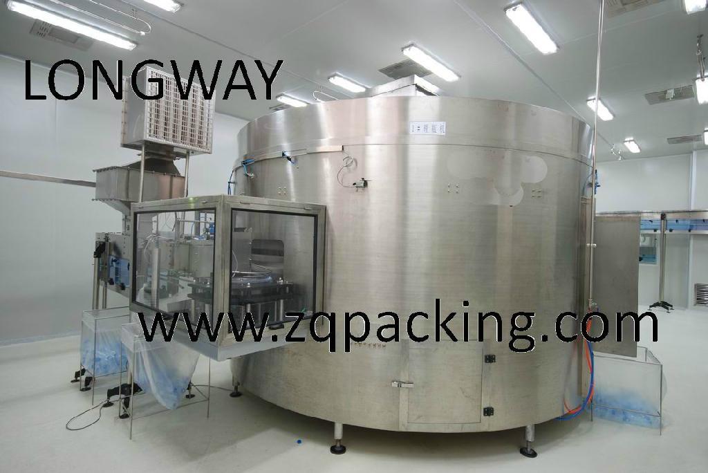 Automatic PET Bottle Feeding Machine/Bottle Feeder/Hopper 1