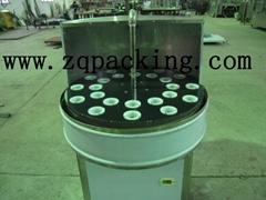 Semi-automatic Bottle Washing Machine