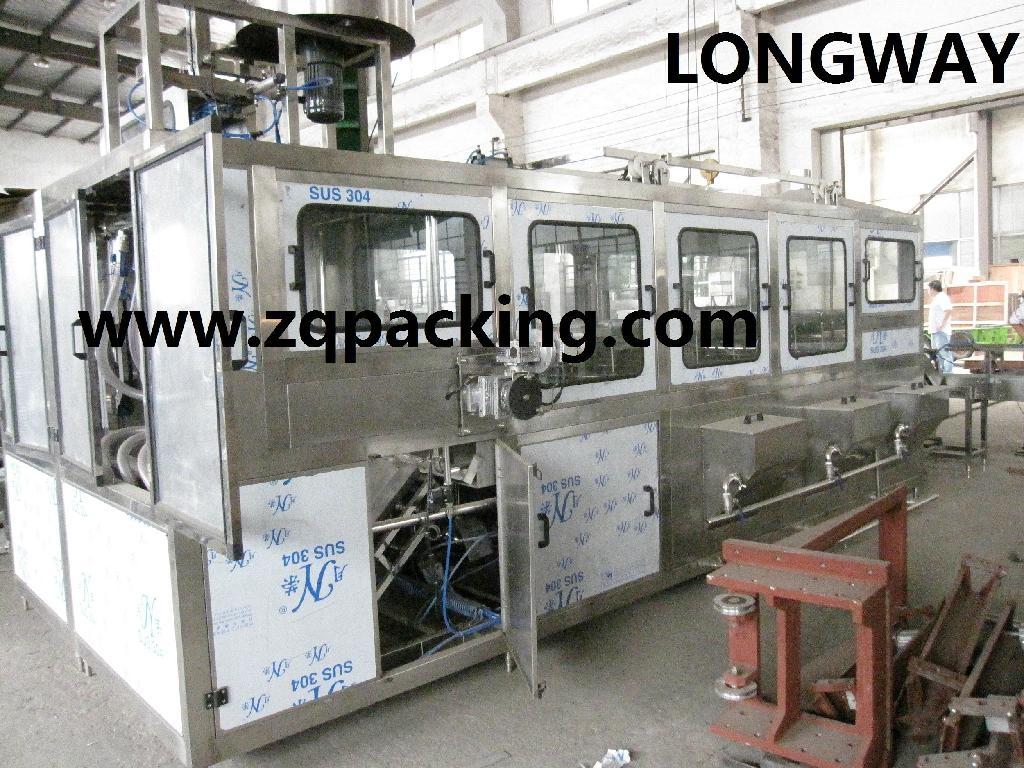 Full Automatic 5 Gallon Filling Machine/20 Liter Bottling Machine