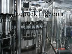 China Automatic Soft Drink Bottling Equipment/Machine