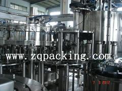 Carbonated Soft Drink Bottle Filling Machine, Suitable For Any Shape Bottles