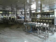 Automatic Jar Filling Machine ( 3 Gallon~5 Gallon )10~20liters jar