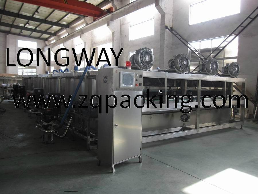 Glass Bottle Beer Pasteurizing machine  2
