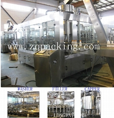 Beverage Juice Filling Machinery