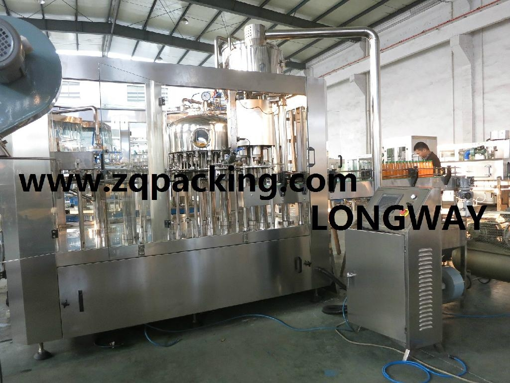 China Hot Filling Machine 1