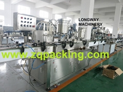Full Automatic Insecticide Pesticide Filling machine