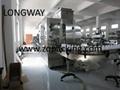 Automatic miticide filling machine