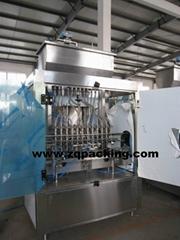 automatic Sarms bottle filling machine