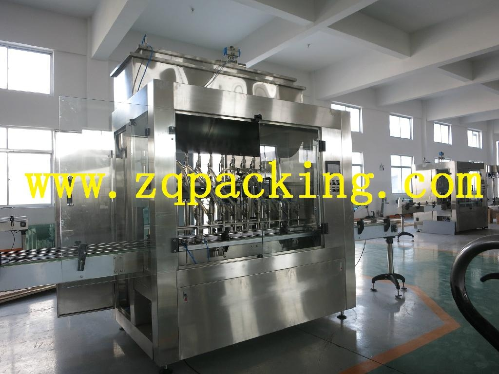 automatic soybean oil filling machine 1