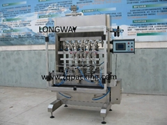 automatic Glass Cleaner filling machine