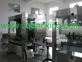 automatic teeth cleaner filling machine