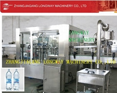 Filling Machinery for PET Bottle Water,Drinking Water Filling Machine