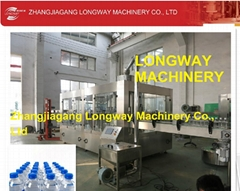 Automatic Bottle Filling Machine For Mineral Water