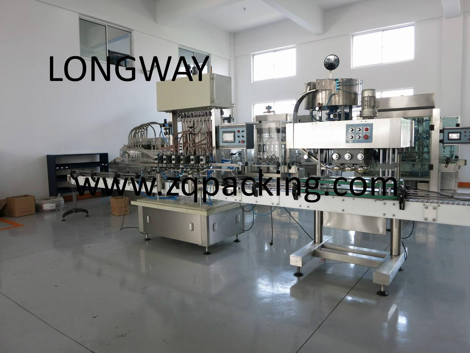 Lavatory Cleaner filling machine ( Lavatory cleaner filler ) 1