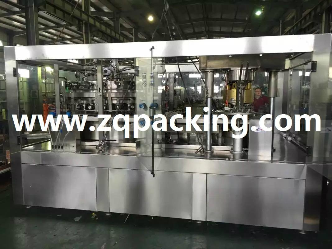 Aluminum/Tin Cans Sealing Machine,Can Closing Machine 1