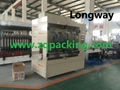 100% Factory For Sale inline diving and defoaming anticorrosive filling machine