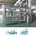2014 new type 3-in-1 mineral water filling device