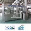 Still pure drinking water filling machine/Water Treatment filling and capping