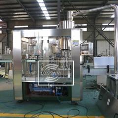Purified drinking water filling machine/Pure drinking water filling machine plan
