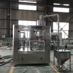 CGF8-8-3 Washing Filling Capping 3 in 1 Machine