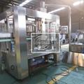 CGF14-12-5 Washer Filler Capper Three in one Machine