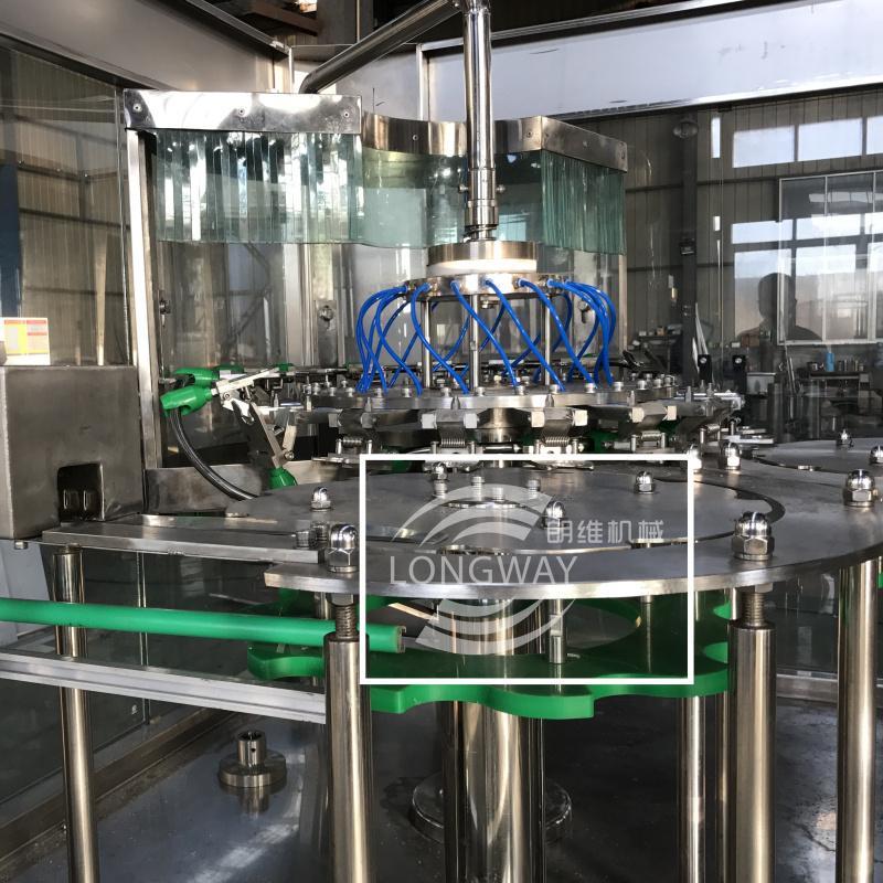 CGF18-18-6 纯净水三合一灌装机 3