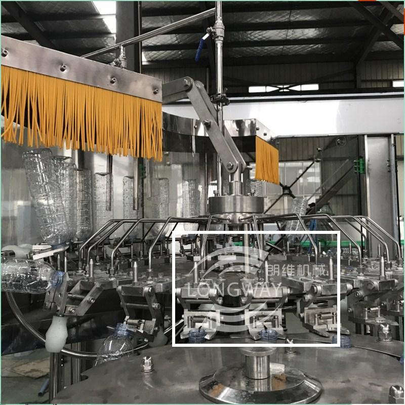 CGF24-24-8 三合一礦泉水灌裝機  2