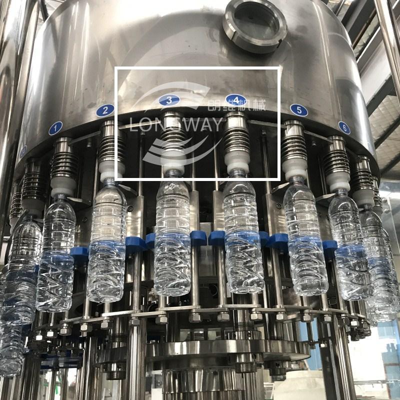 CGF24-24-8 三合一礦泉水灌裝機  3