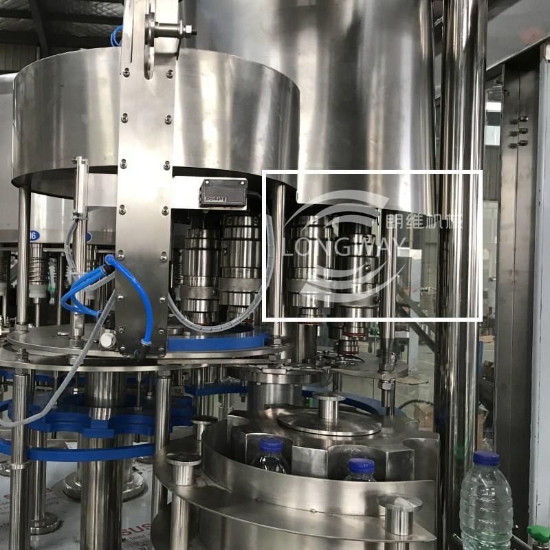 CGF24-24-8 三合一礦泉水灌裝機  4