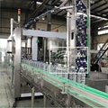 CGF24-24-8 Drinking Water Washing Filling Capping Machine 3 IN 1