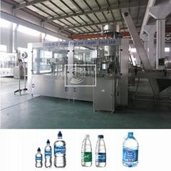 CGF40-40-12 迴轉式液體三合一灌裝機