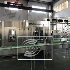 CGF50-50-12 純淨水灌裝機  純淨水生產線