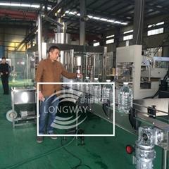 3-5 Liter Bottle Washing Filling Capping Machine