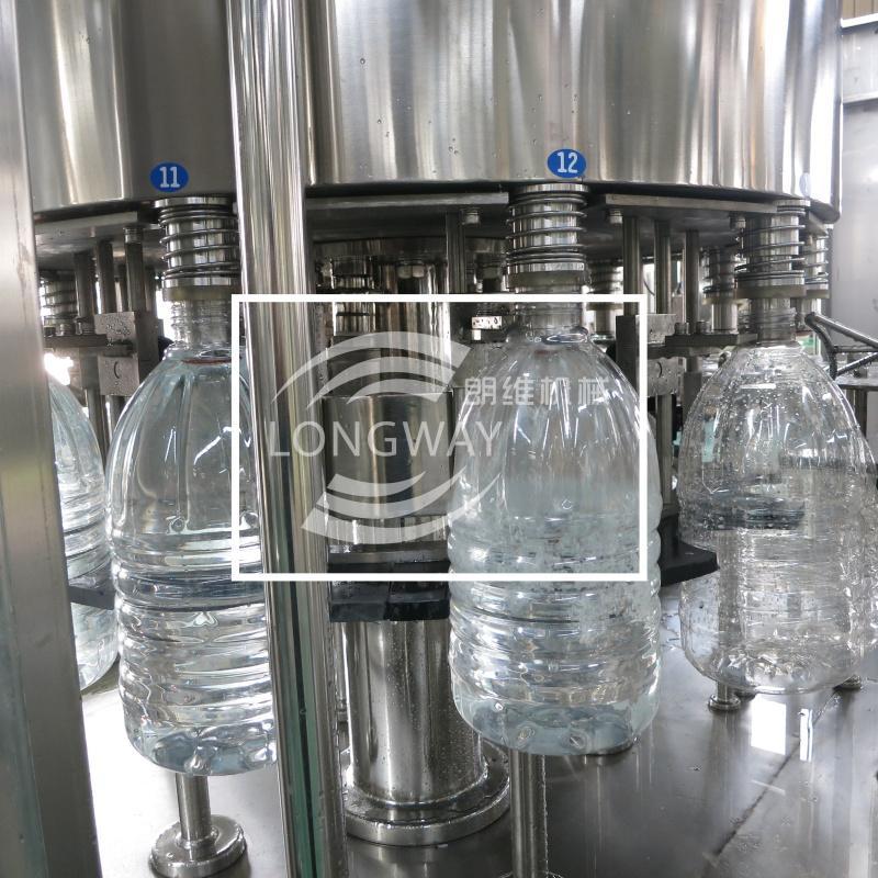 3-5L 矿泉水灌装机  山泉水灌装机 5