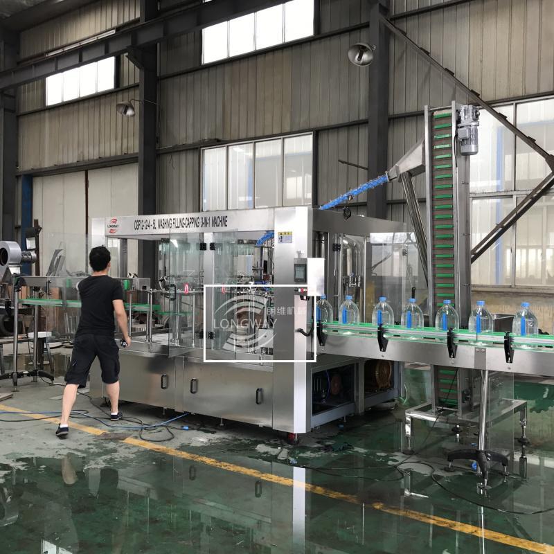 5-10L纯净水灌装机 RO 水灌装机  1