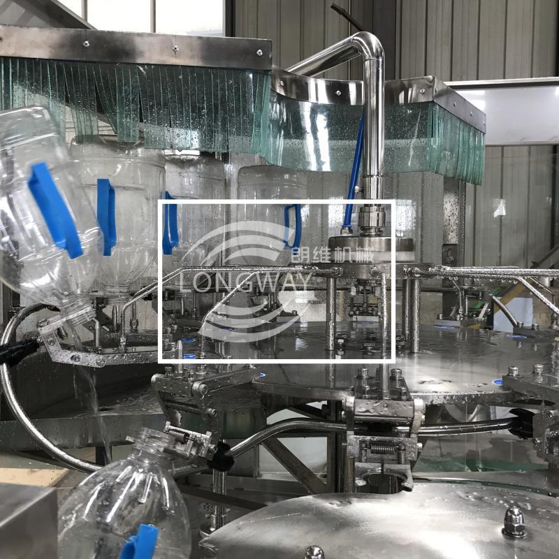 5-10L纯净水灌装机 RO 水灌装机  2
