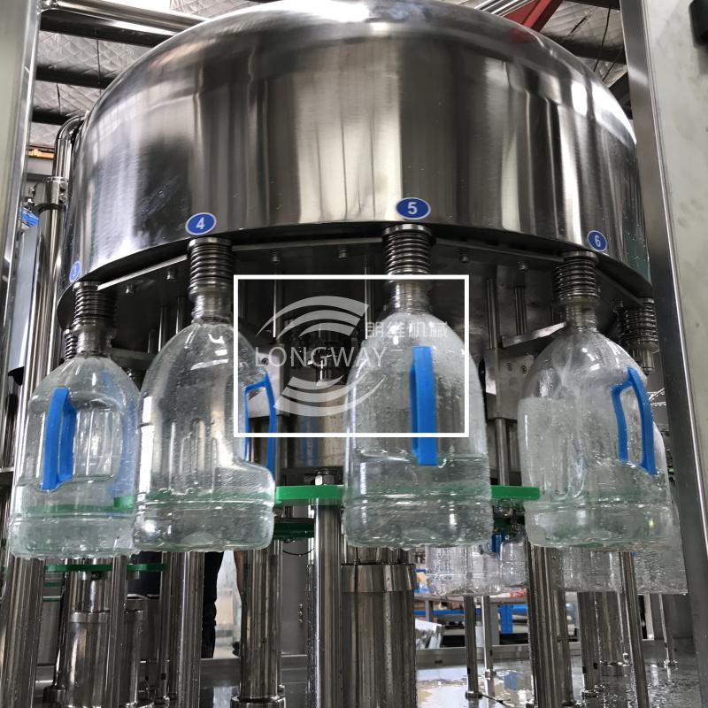5-10L純淨水灌裝機 RO 水灌裝機  3