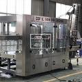 回转式山泉水灌装生产线CGF8