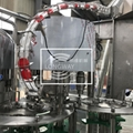 Rotary Big Bottle Washer Filler Capper Machine CGF8-8-4