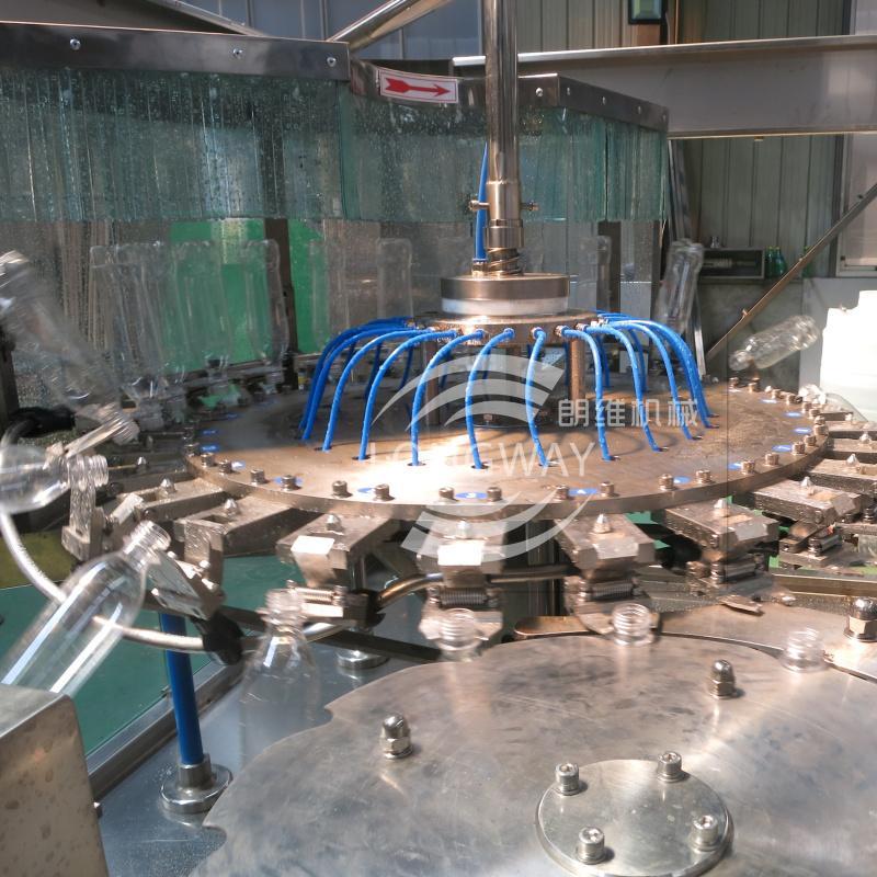 DCGF24-24-8 全自動含氣飲料生產線/等壓灌裝設備 3