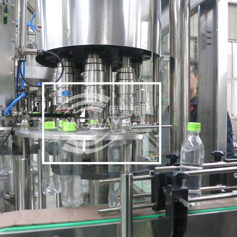 DCGF24-24-8 全自動含氣飲料生產線/等壓灌裝設備 5