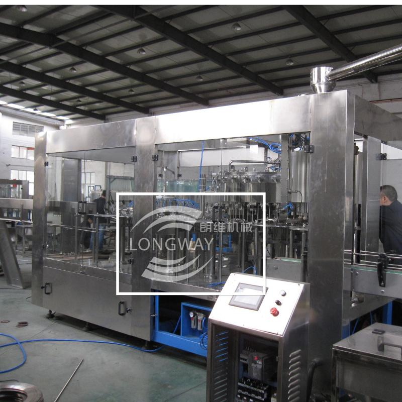 DCGF32-32-10 碳酸飲料灌裝機 汽水灌裝機 1