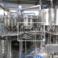 DCGF32-32-10 Carbonated Water / Gasified Water Filling Machine