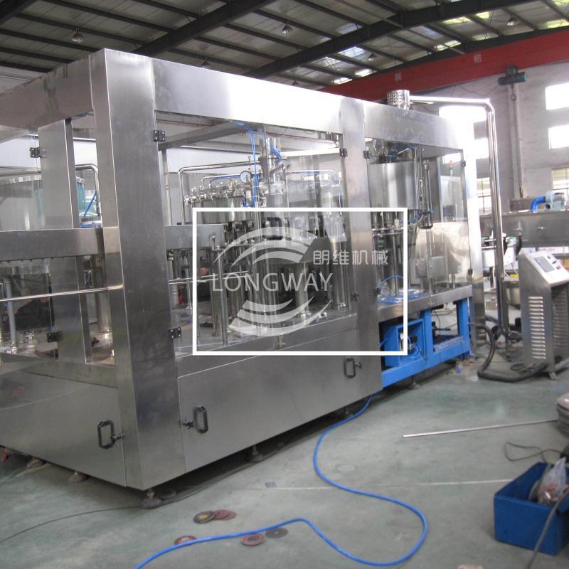 DCGF32-32-10 碳酸飲料灌裝機 汽水灌裝機 5